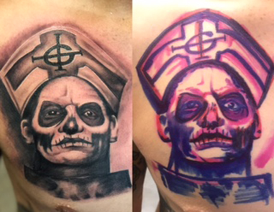 Jake Palacios - Club Tattoo Tempe Arizona