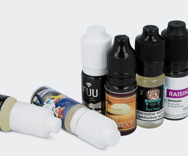 10ml E-Liquids