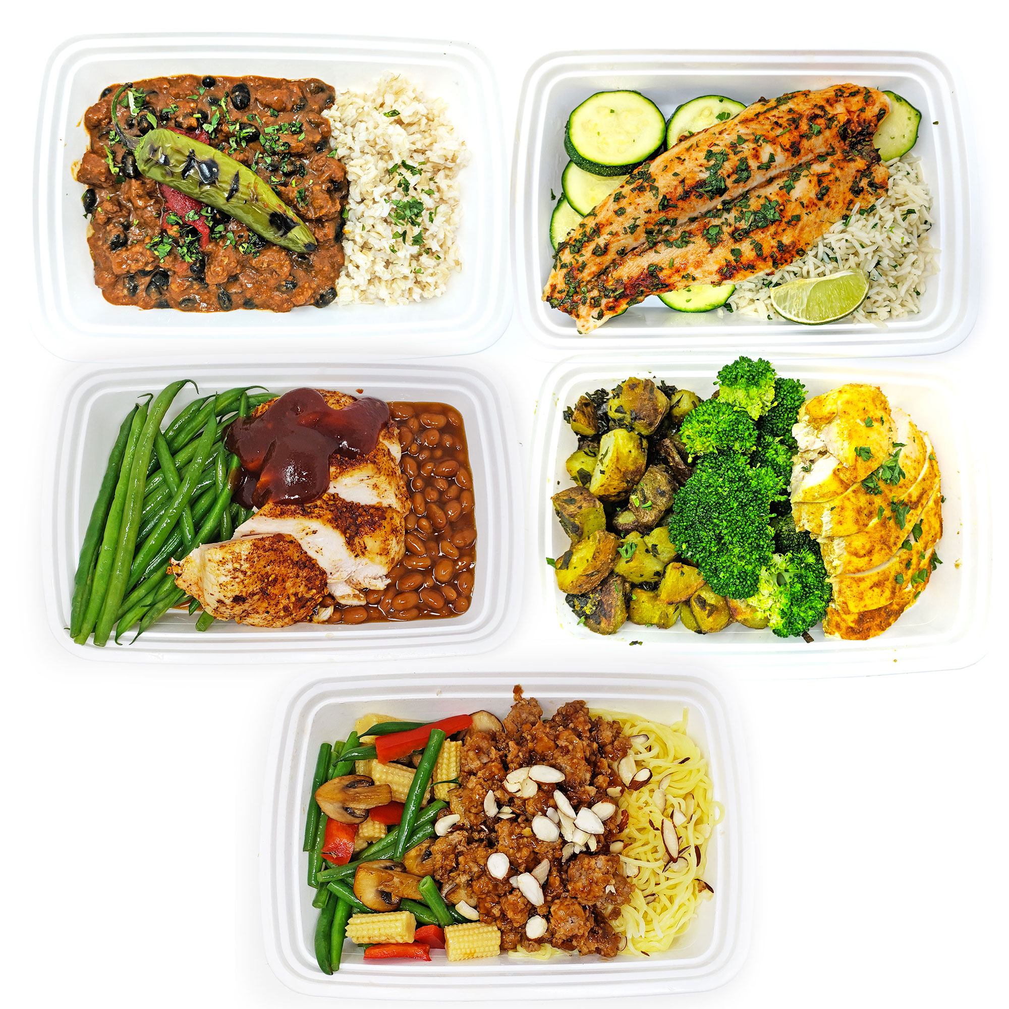 Example of The Classic Meal Plan