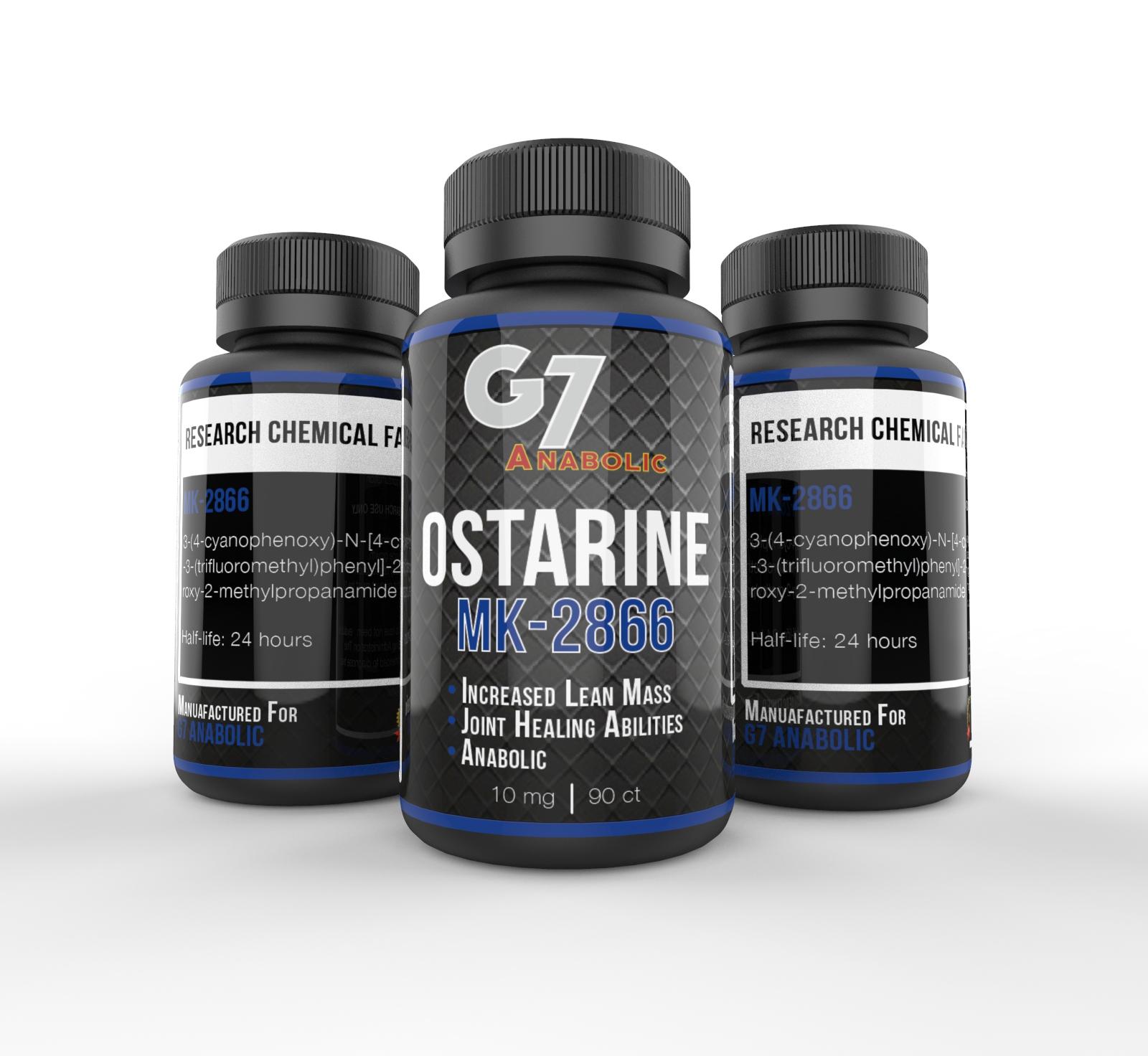 Ostarine MK-2866 Benefits & Side Effects – ELITEsSUPP