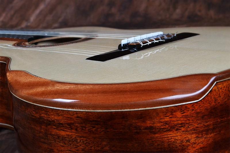 Armrest de guitare classique