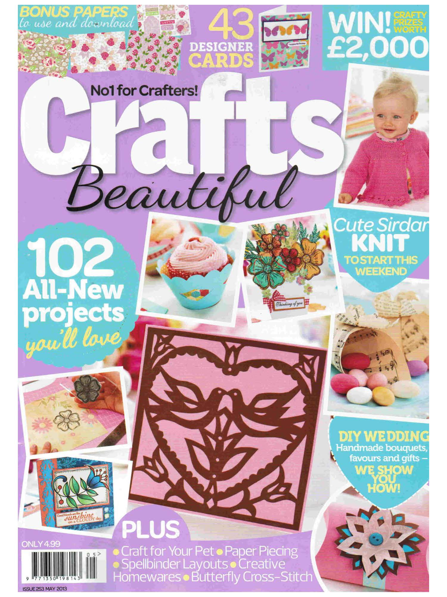 dog, dogs, style, magazine, press, editorial, crafts beautiful, crafts, purple