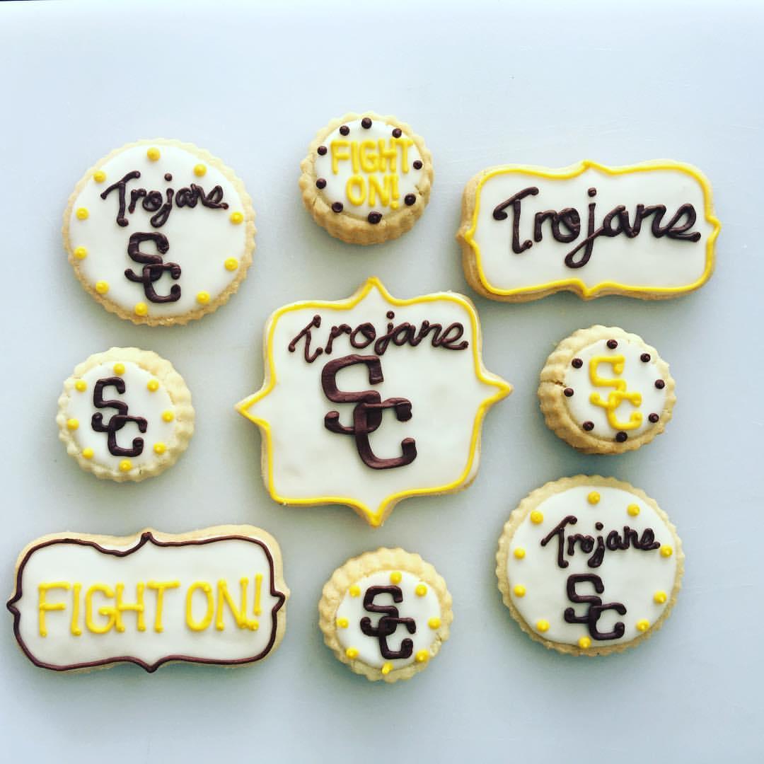 Custom Cookie Design #5