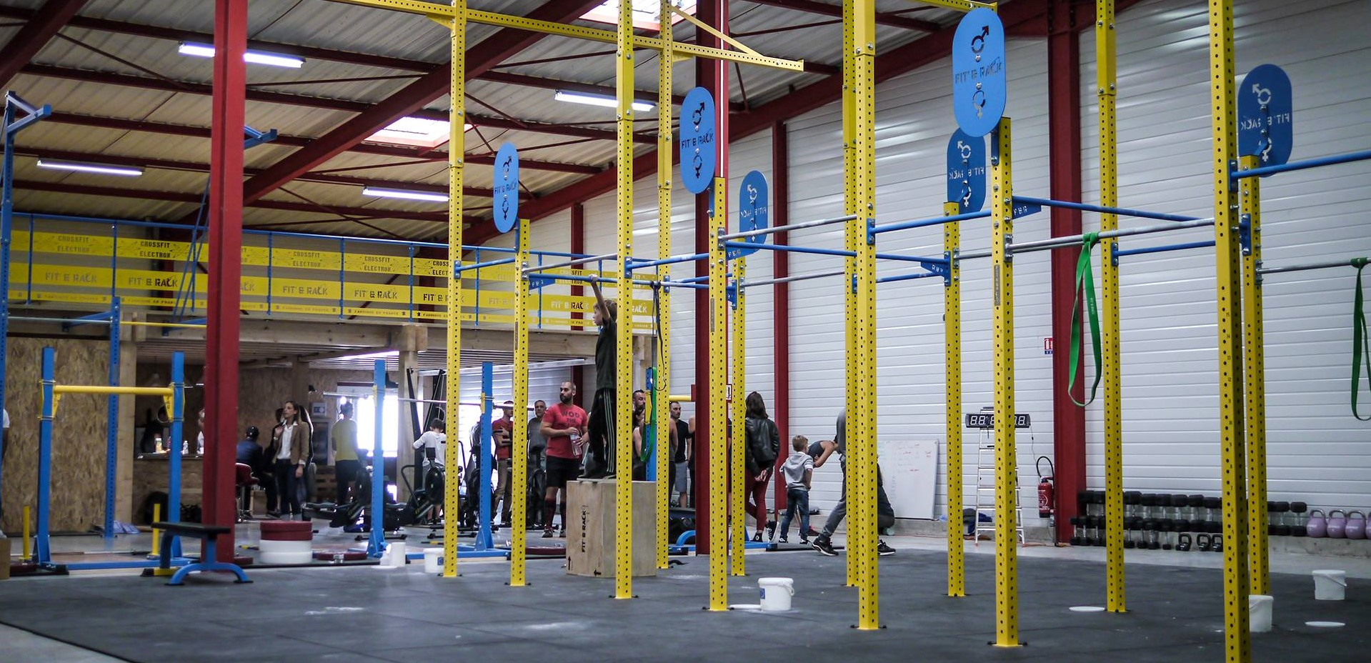 Box CrossFit Electron