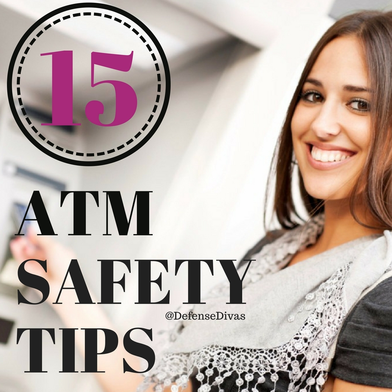 15 ATM safety tips