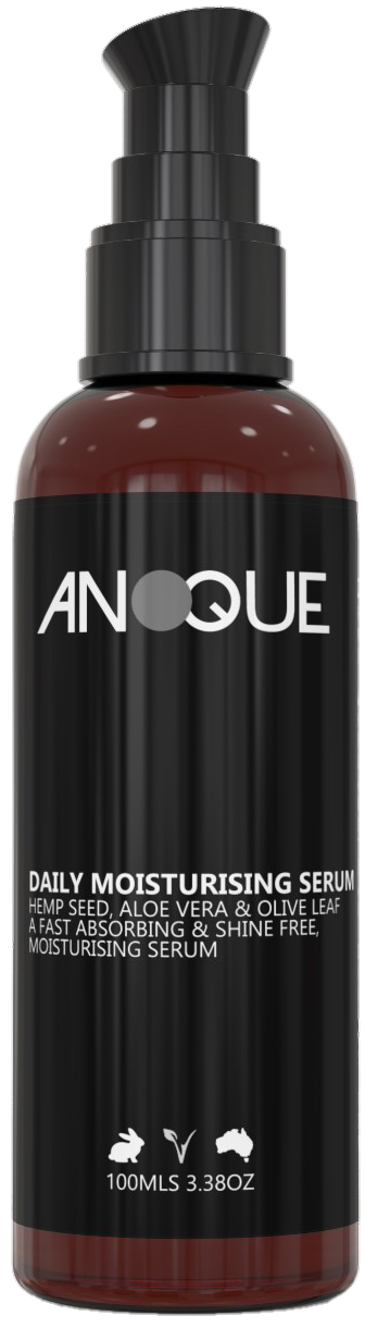 Anoque - Mens Natural Face Moisturiser