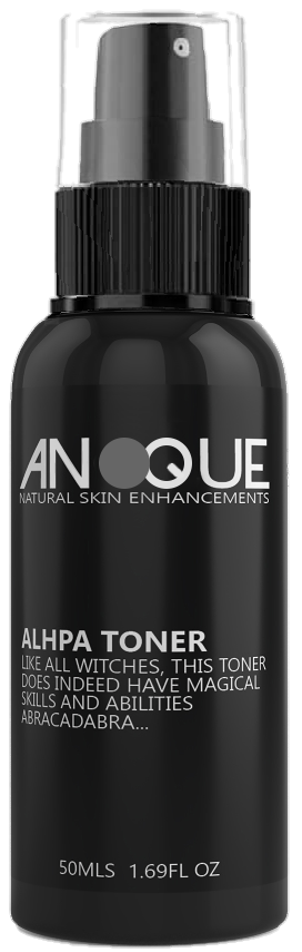 Anoque - Mens Natural Face Toner
