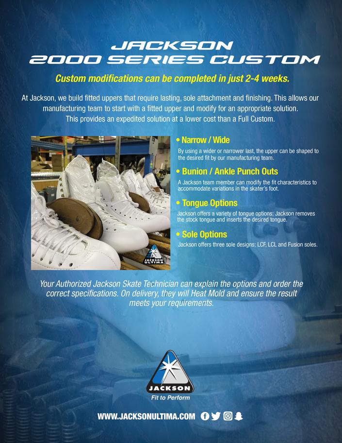 Jackson 2000 Series Custom