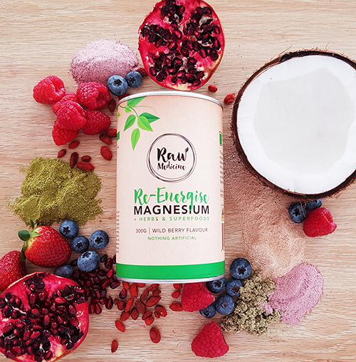 Re-Energise magnesium Supplement