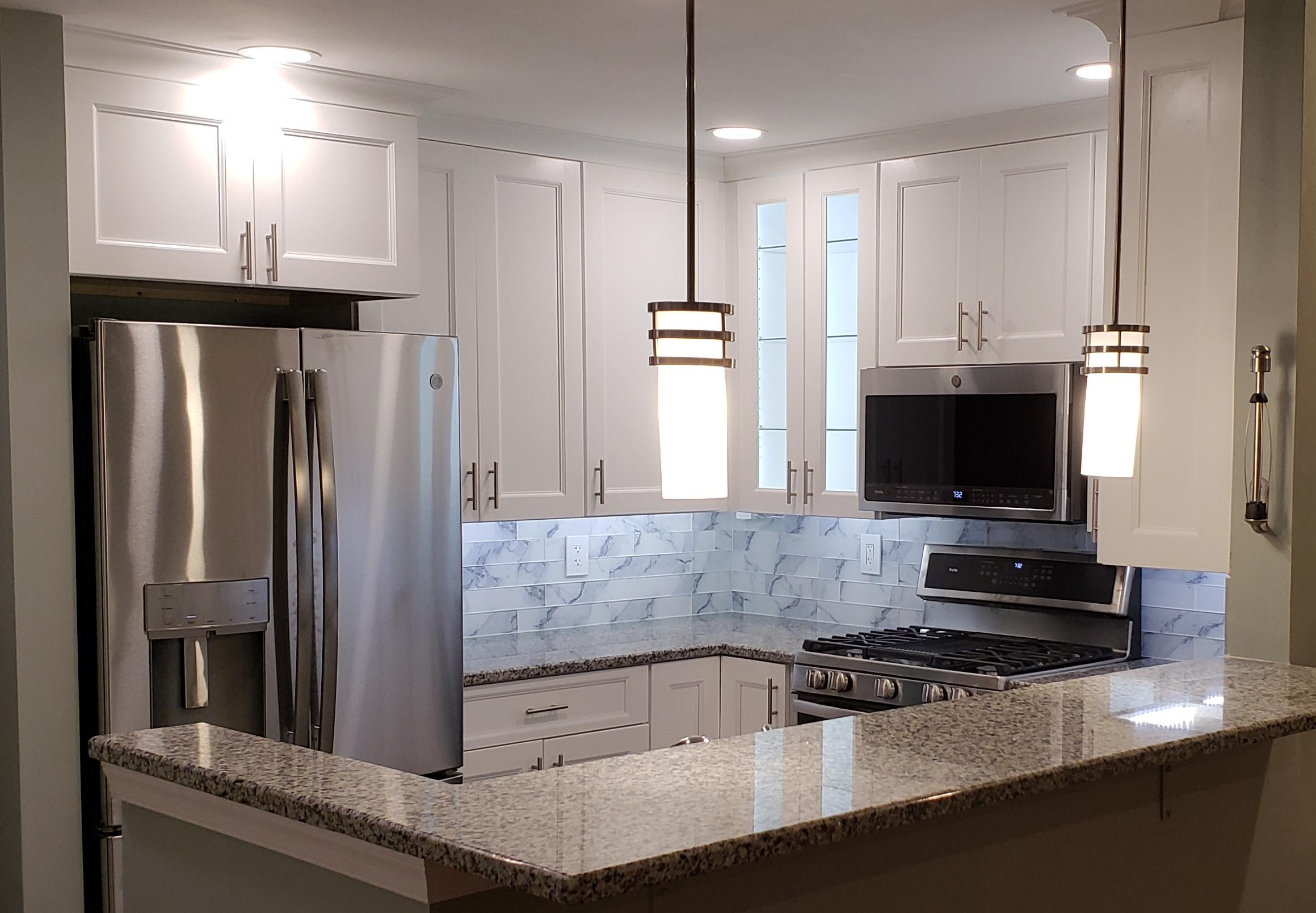 Kitchen design in fairfax