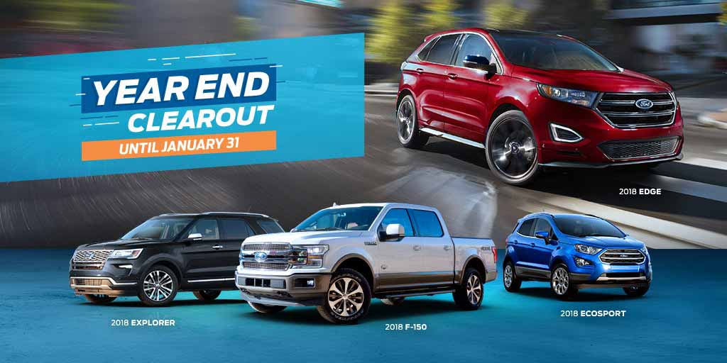 The Deal Youve Been Waiting For Is Here During The Ford Year End Clearout At Koch Ford Right Now Get The New  Ford Youve Had Your Eye On