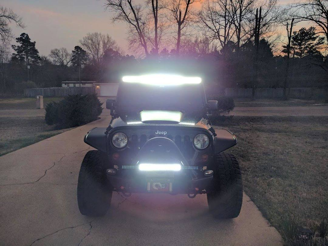light bars, led light bars, offroad led light bars, offroad led lighting