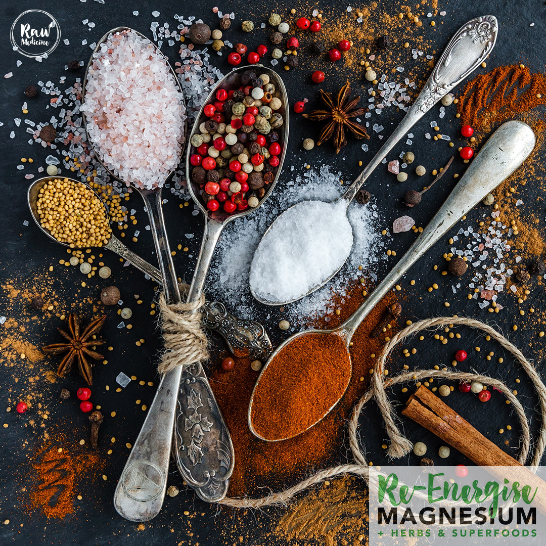 Raw Medicine Herbal Nutrition