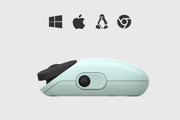 Maus Touch Gesture enabled Mouse for Mac and Windows – Lofree