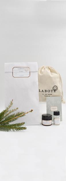 Coffret noel : le coffret soin, cadeau cosmétique sur-mesure