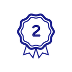 Sonno mattress 2 years warranty badge