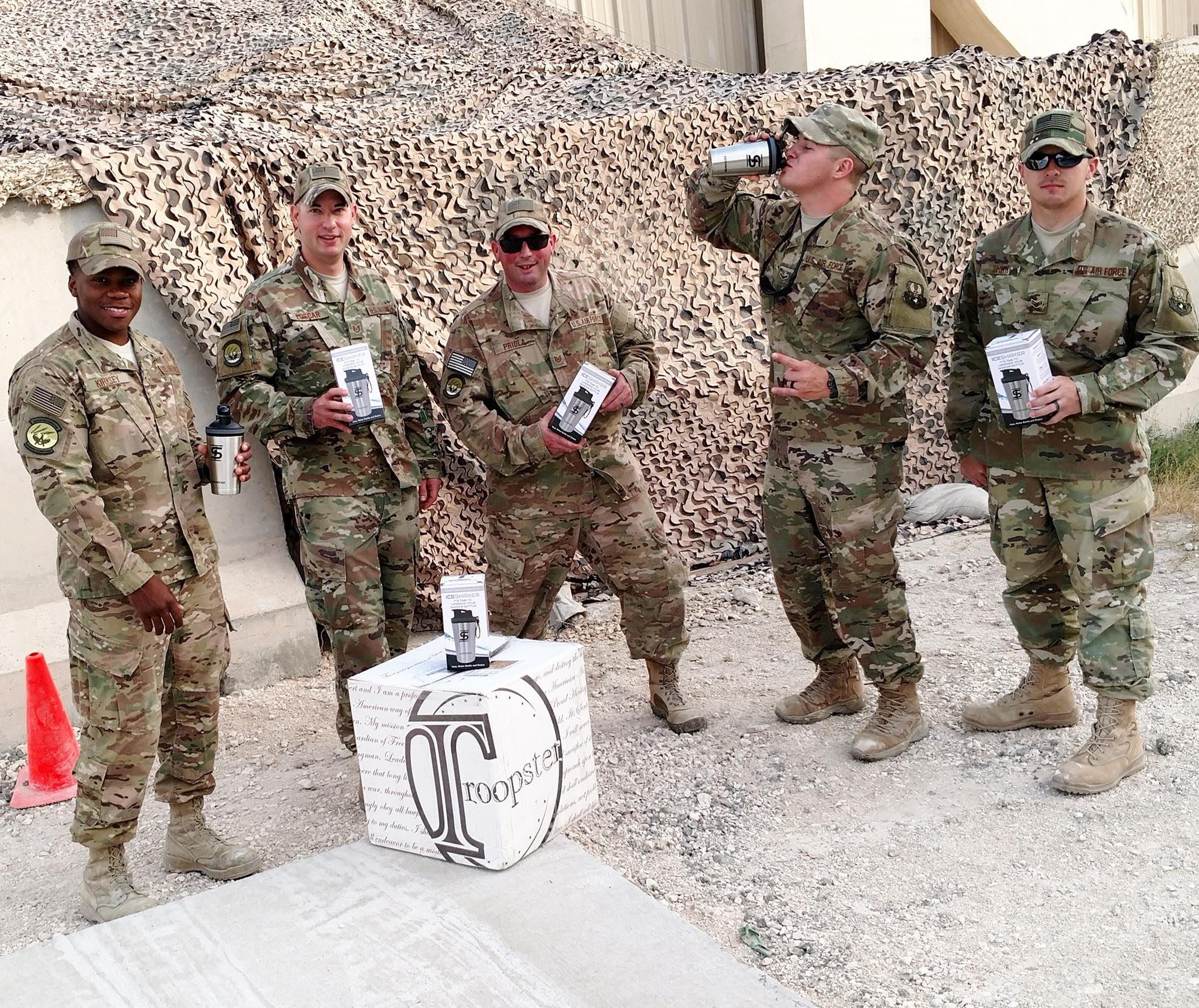 Military Care Packages Troopsterorg