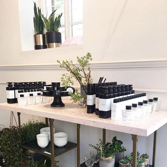 Aviva Zilberman Flagship Store - The Scent