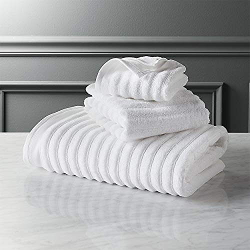 Bathroom Linens Made With 100% Turkish Cotton