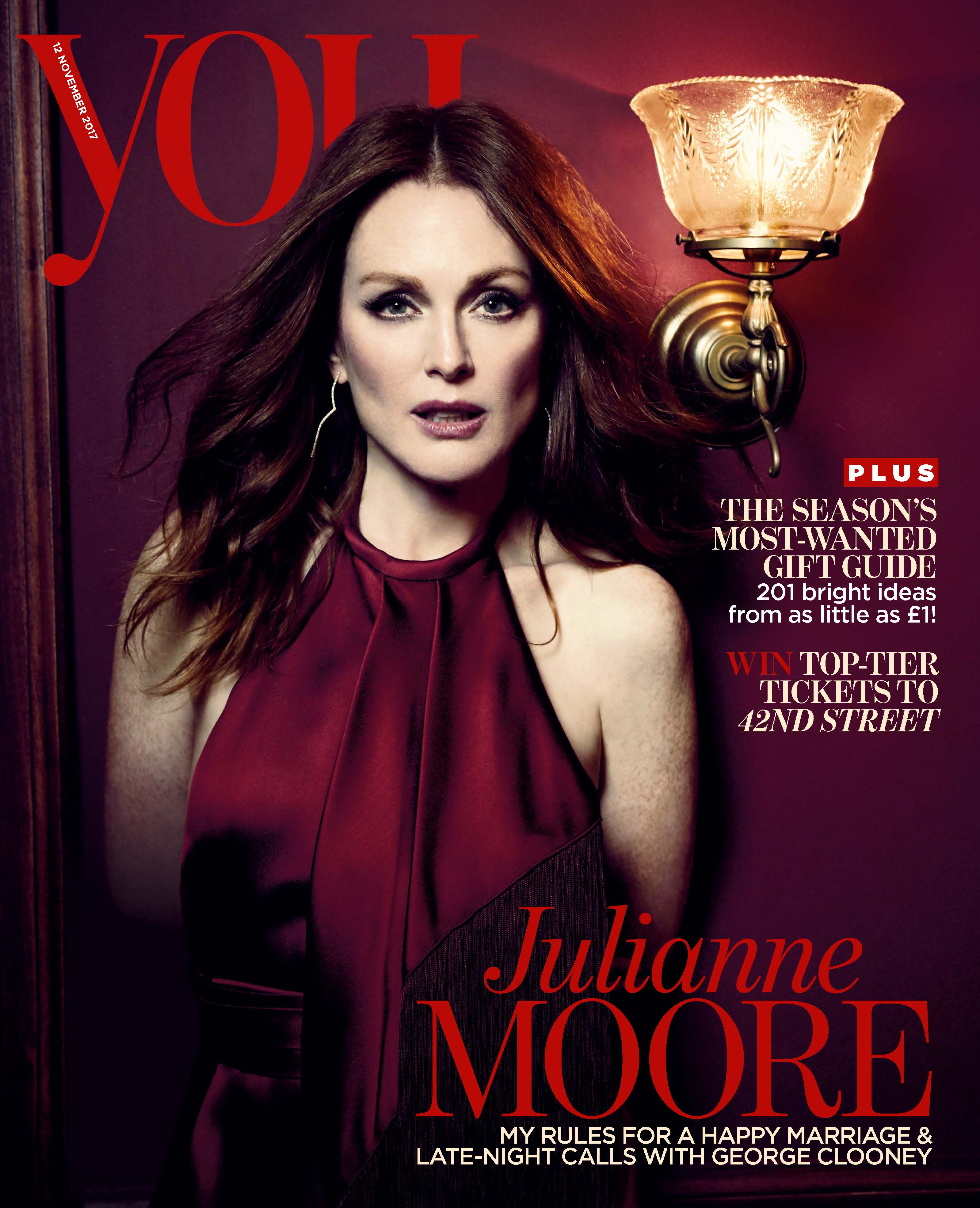 dog, dogs, style, magazine, press, editorial, you, julianne moore