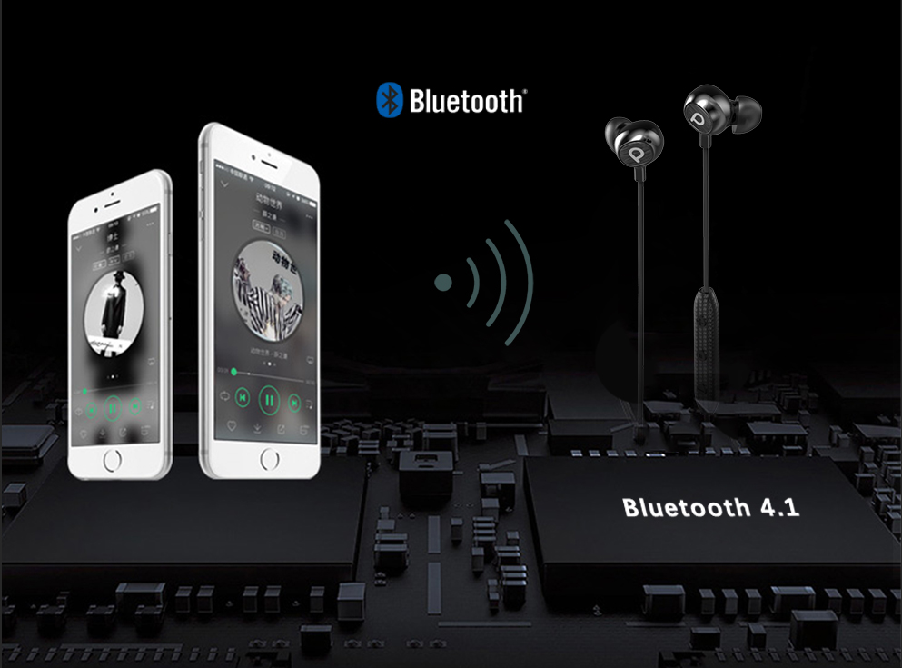 New Arrival Most Comfortable In-ear Stereo Bluetooth ...