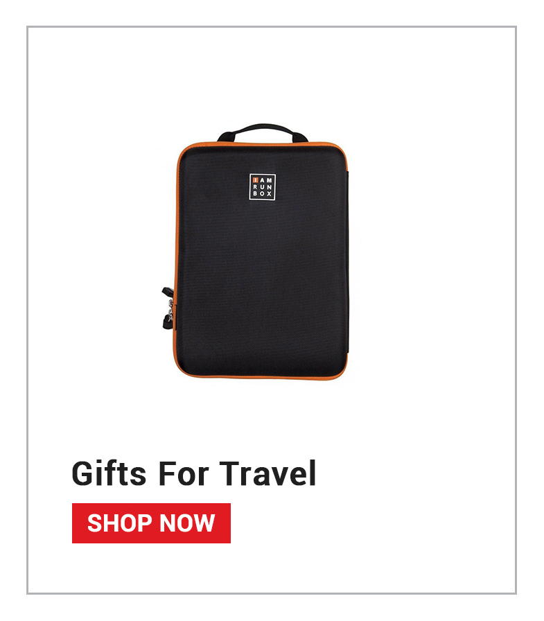 Luggage - Holiday Gift Guide 2018