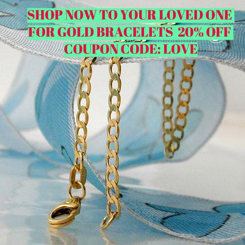 Gold Bracelets/Clothing Boulevard