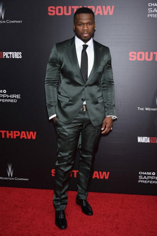 50 Cent Suit