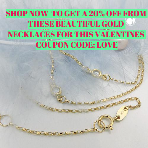 Gold Nacklaces/Clothing Boulevard