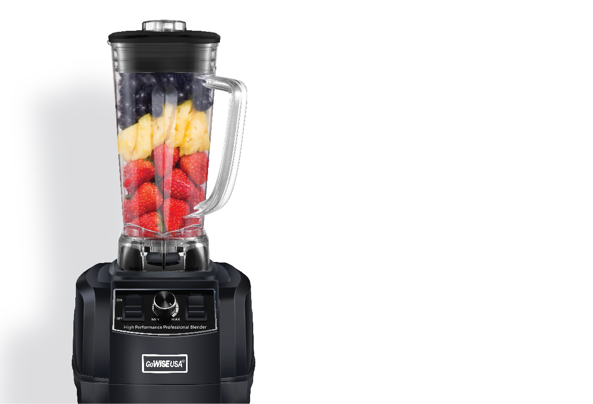 High Performance Blenders – GoWISE USA