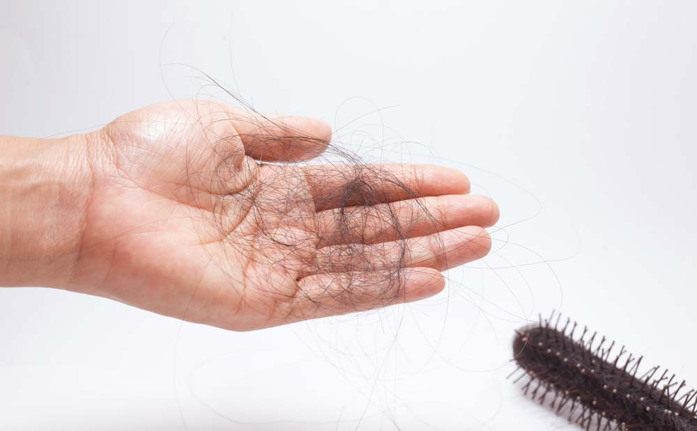How to Stop Shedding Hair