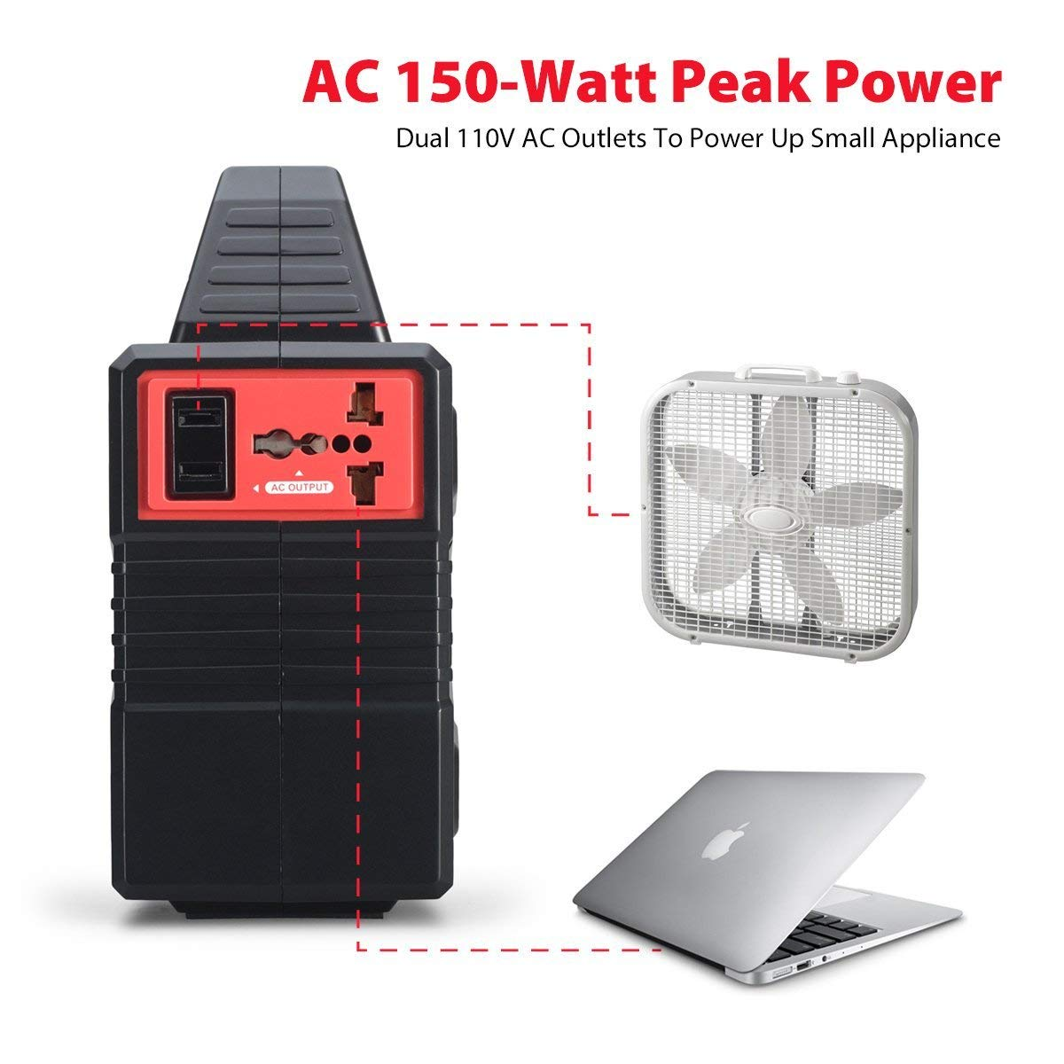 100watt Portable Power Rockpals