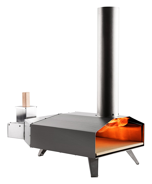 Uuni 3 Portable Wood Pellet Pizza Oven