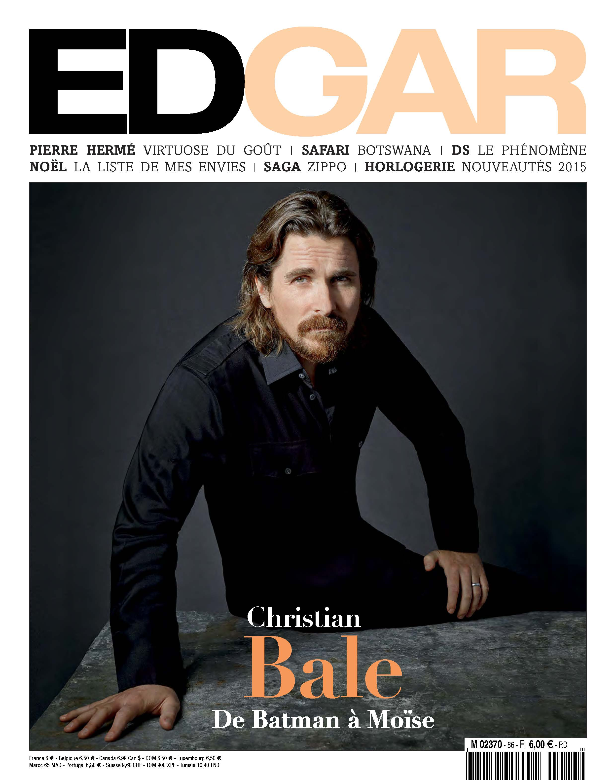 dog, dogs, style, magazine, press, editorial, edgar, christian bale
