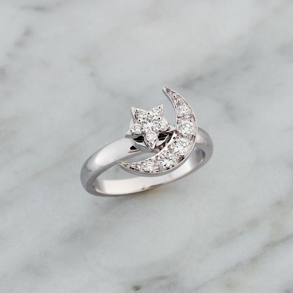 Diamond Spinner Ring
