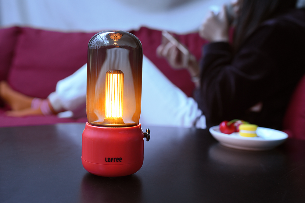 Candly Ambient Lamp by lofree