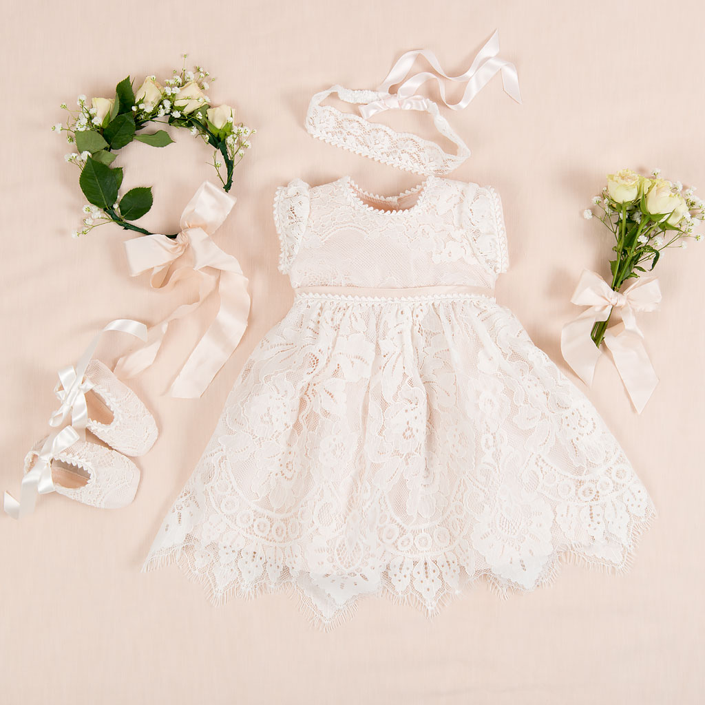 Victoria Girls Christening Dress Collection