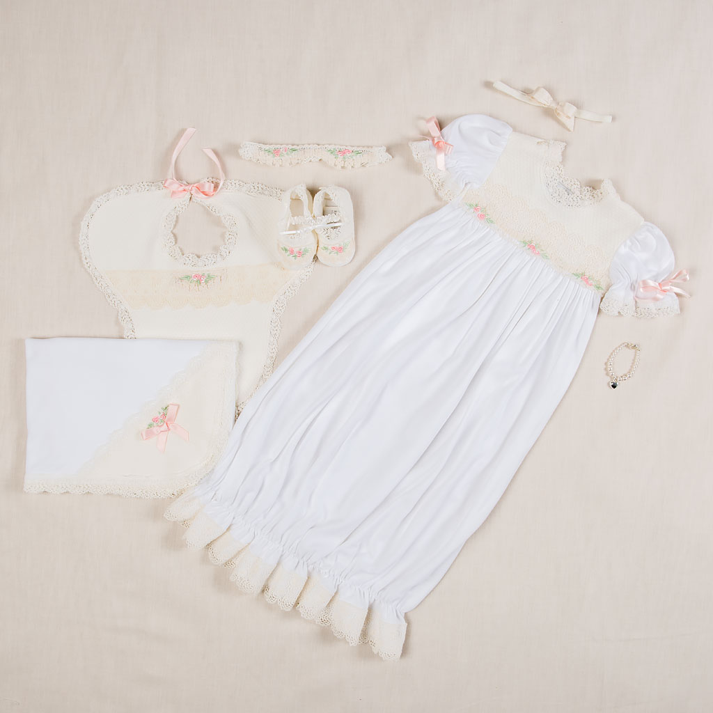 Chloe Girls Christening Dress Collection