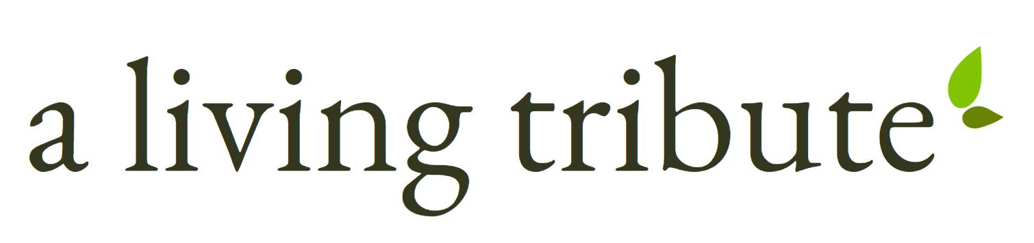 A Living Tribute logo