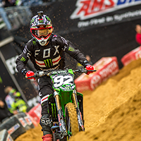 adam cianciarulo at houston supercross 2018