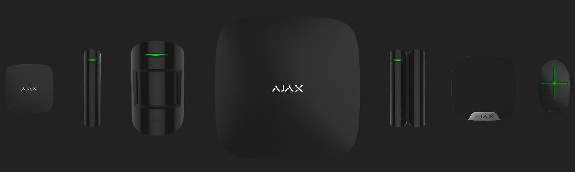 SouSec Ajax Hälytysjärjestelmä Turvajärjestelmä Hälytin