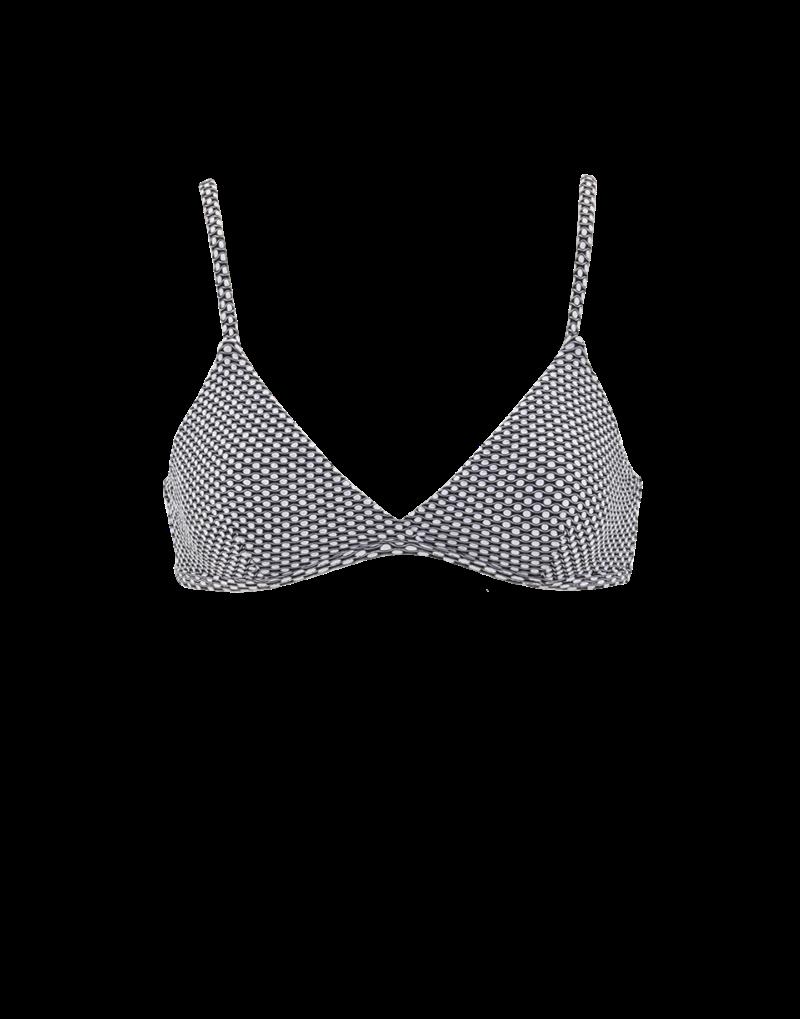 Amaio Fleur Dot Bikini Top