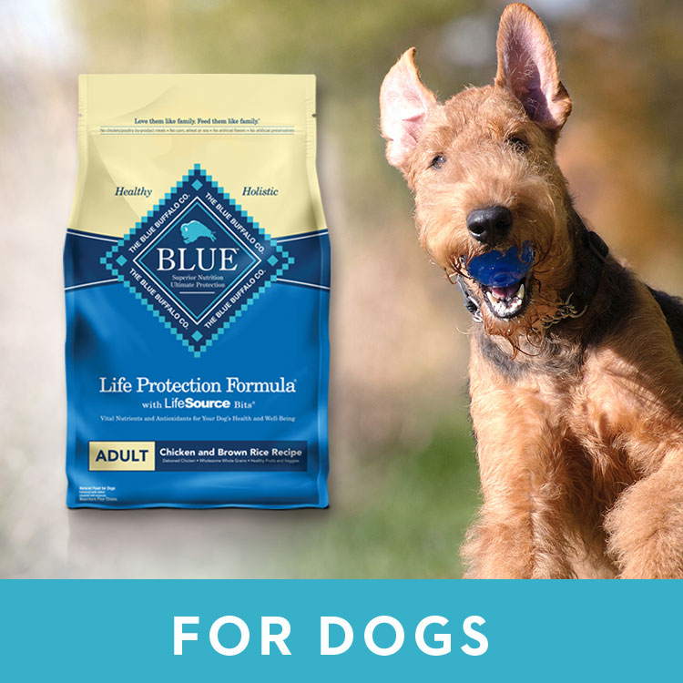 Blue Buffalo Life Protection For Dogs