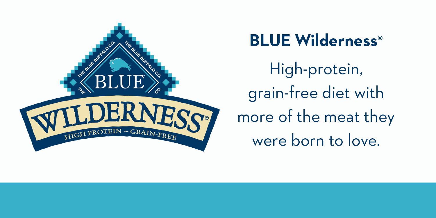 BLUE Wilderness Pet Food