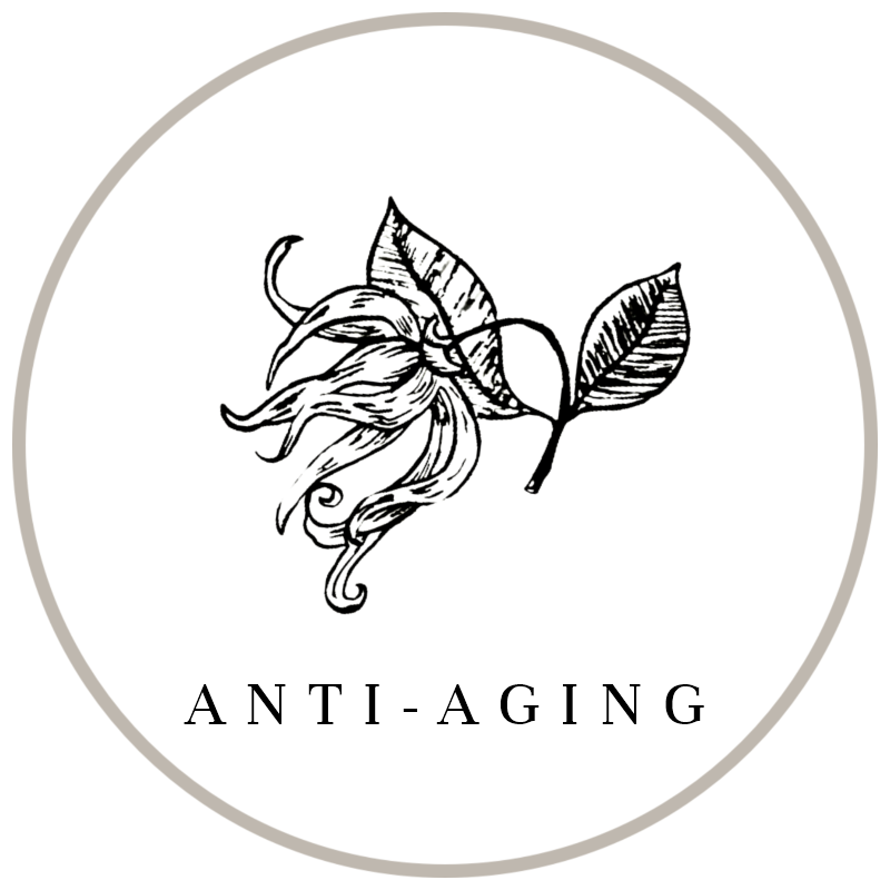 natural ingredients best for anti-aging in non-toxic skincare