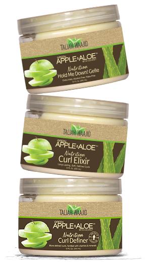 Taliah Waajid Apple & Aloe