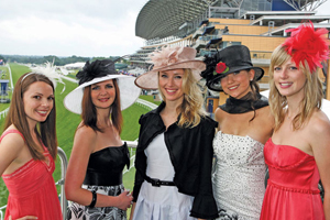 Royal ascot 19-23june ladies day on 21st