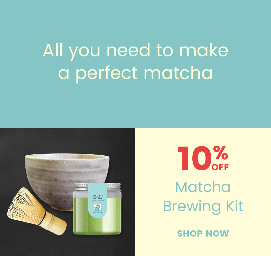 10% off on brewing kit