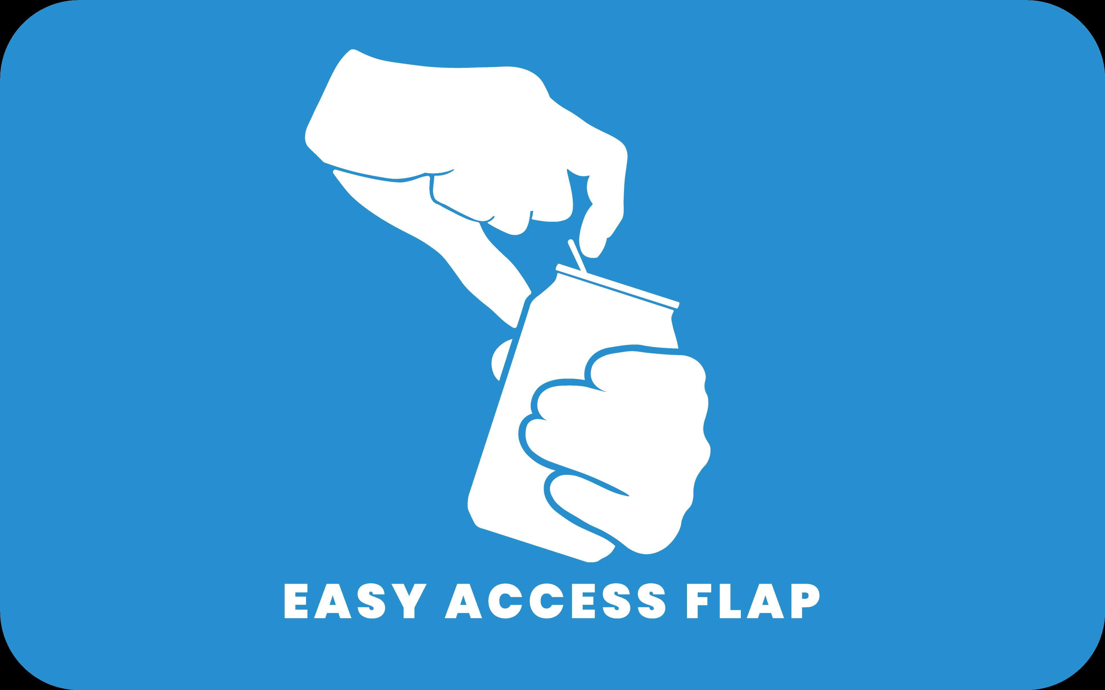 Webbed Handle Icon