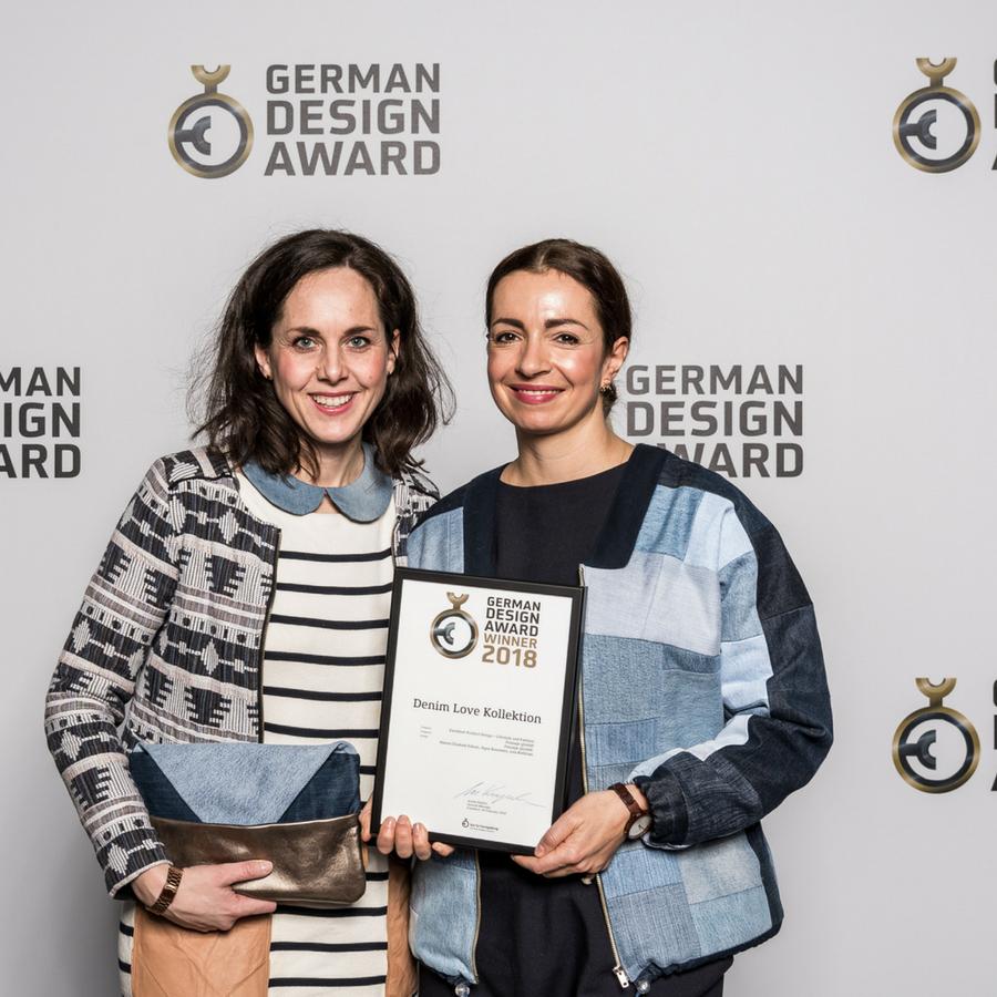 German Design Award für Bridge&Tunnel